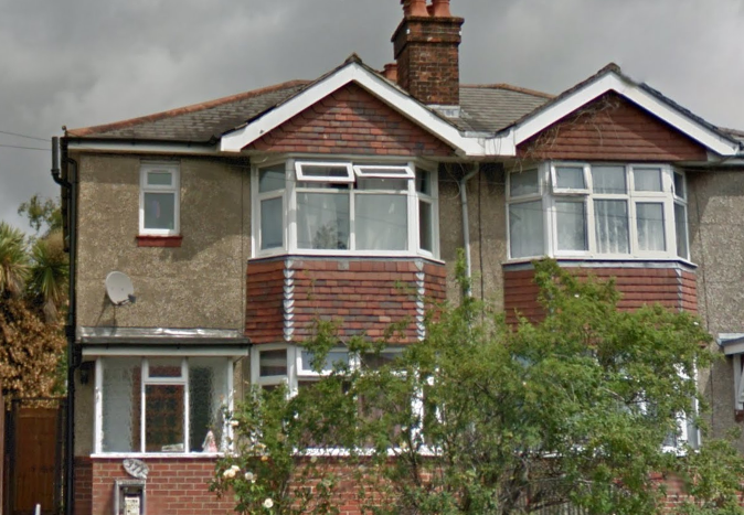Student House close to Southampton Highfield Campus